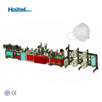 Quality 15kw 70 Pieces/Min Kn95 Nonwoven Mask Making Machine for sale