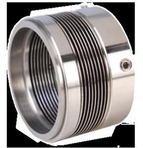 China John Crane 609 Metal Bellow Mechanical Seal , Mechanical Pump Shaft Seal on sale