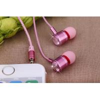 Best Magic Stereo Sefie Earphone with Microphone for IPhone 5S & 5C Made in China wholesale