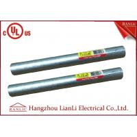 Quality 1/2 Inch to 4 Inch Galvanised EMT Electrical Conduit Tubing for Decorative for sale
