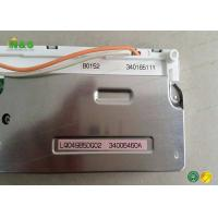 Quality LCD DISPLAY 4.9 inch  MODULE LQ049B5DG02 screen for Mercedes car audio systems for sale