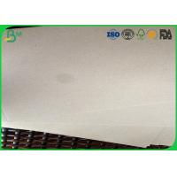 China High quality low price waste paper duplex laminted grey board grey chipboard on sale