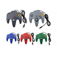 Quality Assorted Colors Wired USB Game Controller Precise 3D Analog Stick For N64 Gamepad for sale