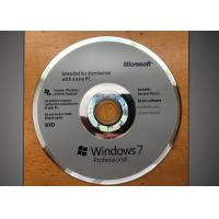 Quality Permanent Useful Windows 7 Professional Retail Box With Lifetime Guarantee for sale