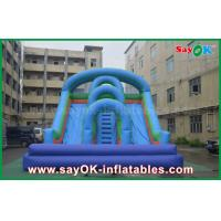 China Customized Inflatable Water Slide For Children Playground on sale
