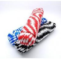 China Solid braided nylon rope for packaging use on sale