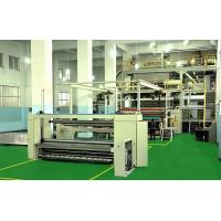 Quality Single Beam PP Non Woven Fabric Making Machine for sale