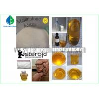 China Anabolic And Androgenic Steroids Testosterone Acetate Injectbale Oil CAS 1045-69 for sale