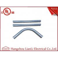 Quality Ranlic Rigid Steel EMT Electrical Conduit for Industrial / Commercial , Q195 235 Steel Lot for sale