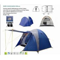 Buy camping tent family tent large tent double layers tent ,tent supplier tent manufacturer at wholesale prices