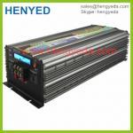 Quality best price for 48v 220v 6000watt modify sine wave inverter 6000w solar inverter for sale