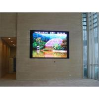 Quality Commercial LED SMD Display Indoor Full Color 6mm for Advertising with H 140°/ V 140° for sale