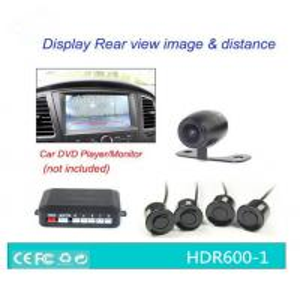 Best Ultrasonic parking sensor,rubber sensor fit for metal bumper DVD rearview camera and car sensors wholesale