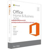 Best Microsoft Office 2016 home and business hb retail key wholesale