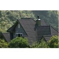Quality Aluminum Steel / Metal Building Roof Tiles Flat Roof Shingles for sale