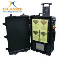Quality 8 Band 400W High Power Vehicle VIP Jammer Block RCIED Remote Bomb Low Frequency 20-6000MHz for sale