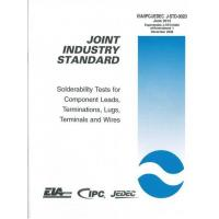 Quality IPC J-STD-002:  Solderability Tests for Component Leads,Terminations,Lugs,Termi PDF FILE FREE DOWNLOAD   ENGLISH/CHINESE for sale
