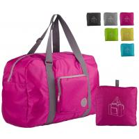 Buy cheap Foldable Travel Duffel Bag Luggage Sports Gym Water Resistant Nylon from wholesalers