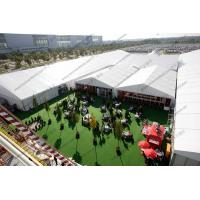 Quality Big Event Tent with Decoration and AC System for sale