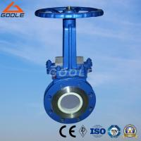 Quality Wafer Stainless Steel Knife Gate Valve (GAPZ73F) for sale