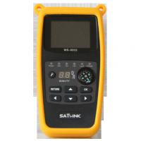 Quality Multi-function Portable 18/13V(IMax 400mA)Satlink Satellite Finder Meter  with LCD Display for sale