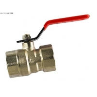 Quality SGS 1/2 Inch 2 Inch Gas Water Brass Ball Valve Female Thread for sale