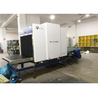 Quality High Resolution Cargo X Ray Scanner , Cargo Dual View X Ray Machine for sale