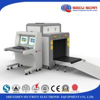 Quality X-ray security inspection system airport security baggage scanners for sale