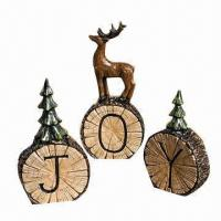 Best Christmas Crafts for Home Decoration, Customized Sizes are Accepted  wholesale