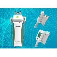 Cavitation Cryolipolysis Slimming Machine With Anti Freeze Membrane