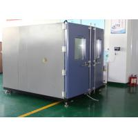 Quality PV Solar Panel Thermal Shock Test Chamber Stainless Steel Cycling / Humidity Test for sale