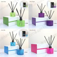 Best hot sale design reed diffuser bottle with lid and gift box for sale wholesale