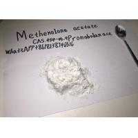 Quality Safe Legal Anabolic Steroids Methenolone Acetate Oral Bodybuilding Supplement for sale