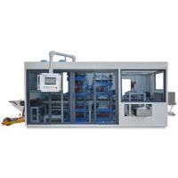Quality 780mm X 620mm Plastic Thermoforming Machine 35 Times/Min Speed High Transparent for sale