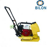 Quality High Speed Vibra Plate Compactor Electric Plate Compactor 5.5HP Honda Engine for sale