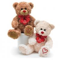 China customize teddy bear valentines teddy bear on sale