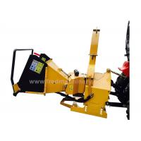 Quality Custom Color BX52R 3 Point Wood Chipper With 20L Hydraulic Oil Tank for sale
