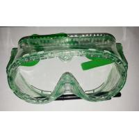 China PVC and PC material Safety Goggle,Disposable Goggle,Medical Goggle to use in the hospital and lab institute on sale