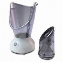 Quality Simple-to-use/-clean Adjustable Facial Cleanser with Adjustable Steam Control Nasal Inhaler Attached for sale