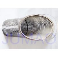 Quality Multi Layer Mesh Filter Basket , Stainless Steel Candle Filter Easy To Clean for sale