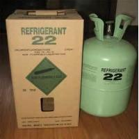 China R22 refrigerant gas with high purity 99.99% refrigeration r22 gas cylinder for frigerator on sale