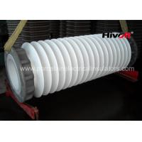 Quality 110KV White Color Hollow Core Insulators Anti Fog Without Conductor for sale