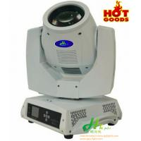 Quality top selling 200w  moving head beam lights 5R sharpy moving beam lights disco dj projector for sale
