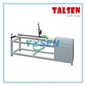 China paper tube cutting machine on sale