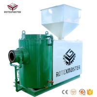 China CE ISO High Quality Homemade Biomass Fuel Pellet Burner for rotary dryer on sale