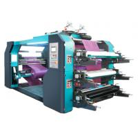 Quality MJPM Series Non Woven Fabric Production Line Flexo Fabric Printing Machine for sale