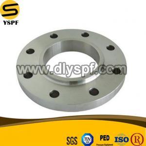 Quality ASTM A182 F304 F304L F316 F316L F321 ASTM A182 F51 F53 F55 Stainless Steel Slip-ON Flange for sale