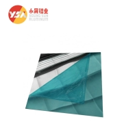 Quality 0.1mm 1200mm 1060 3003 Reflective Aluminum Mirror Sheet for sale