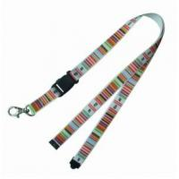 Quality Heat-transferred Lanyards for sale