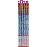 China 0.8 8 Shots Roman Candle Fireworks on sale